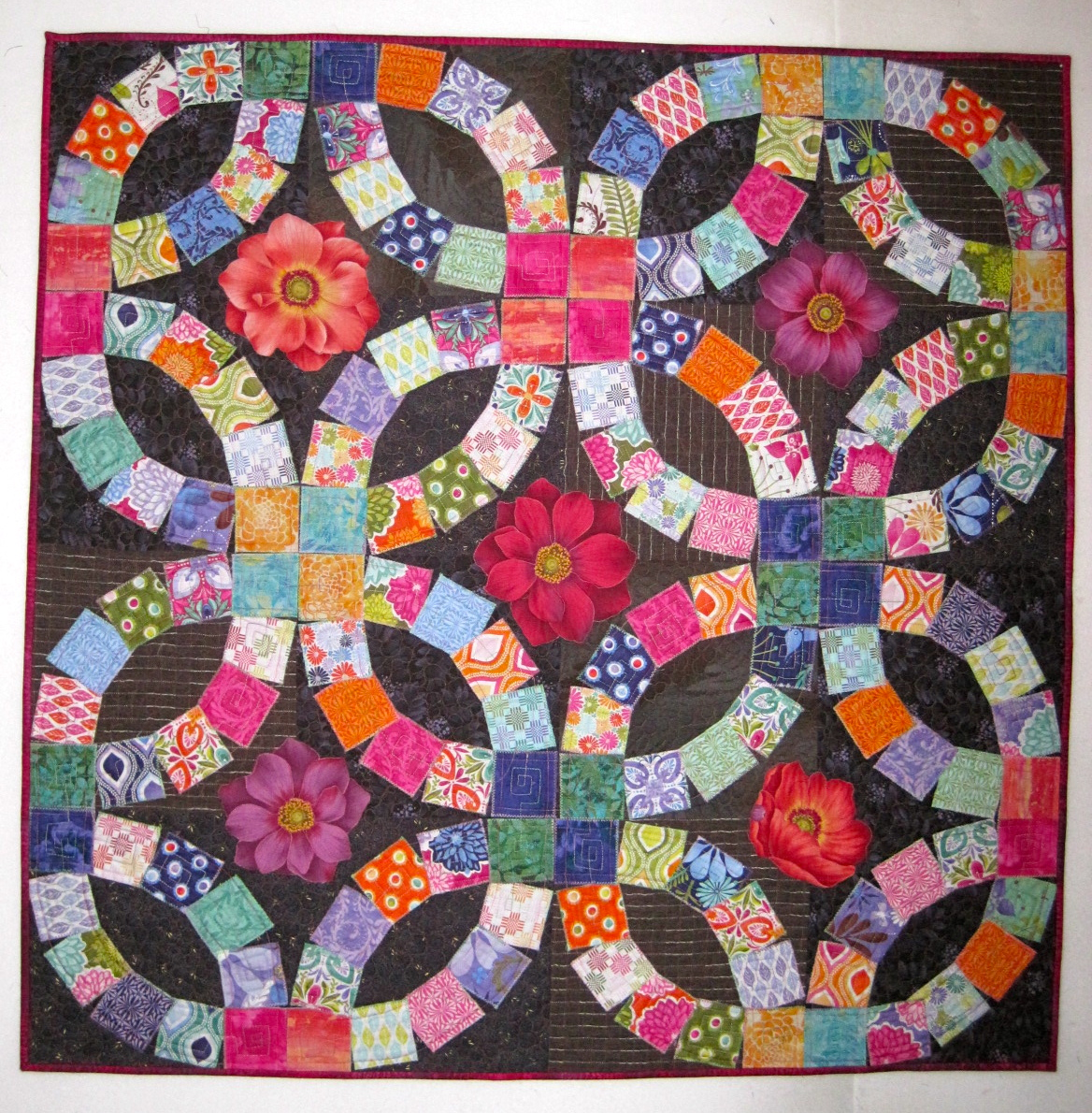 Wedding Ring Quilts: More Double Wedding Ring