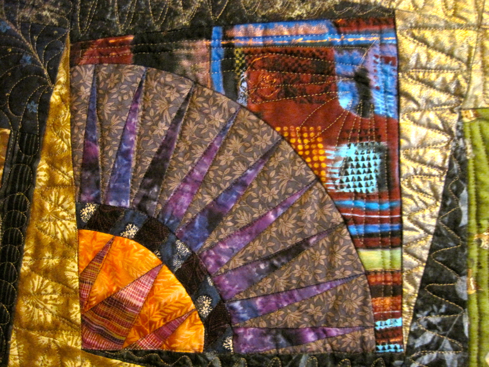 New York Beauty Quilt Debby Quilts