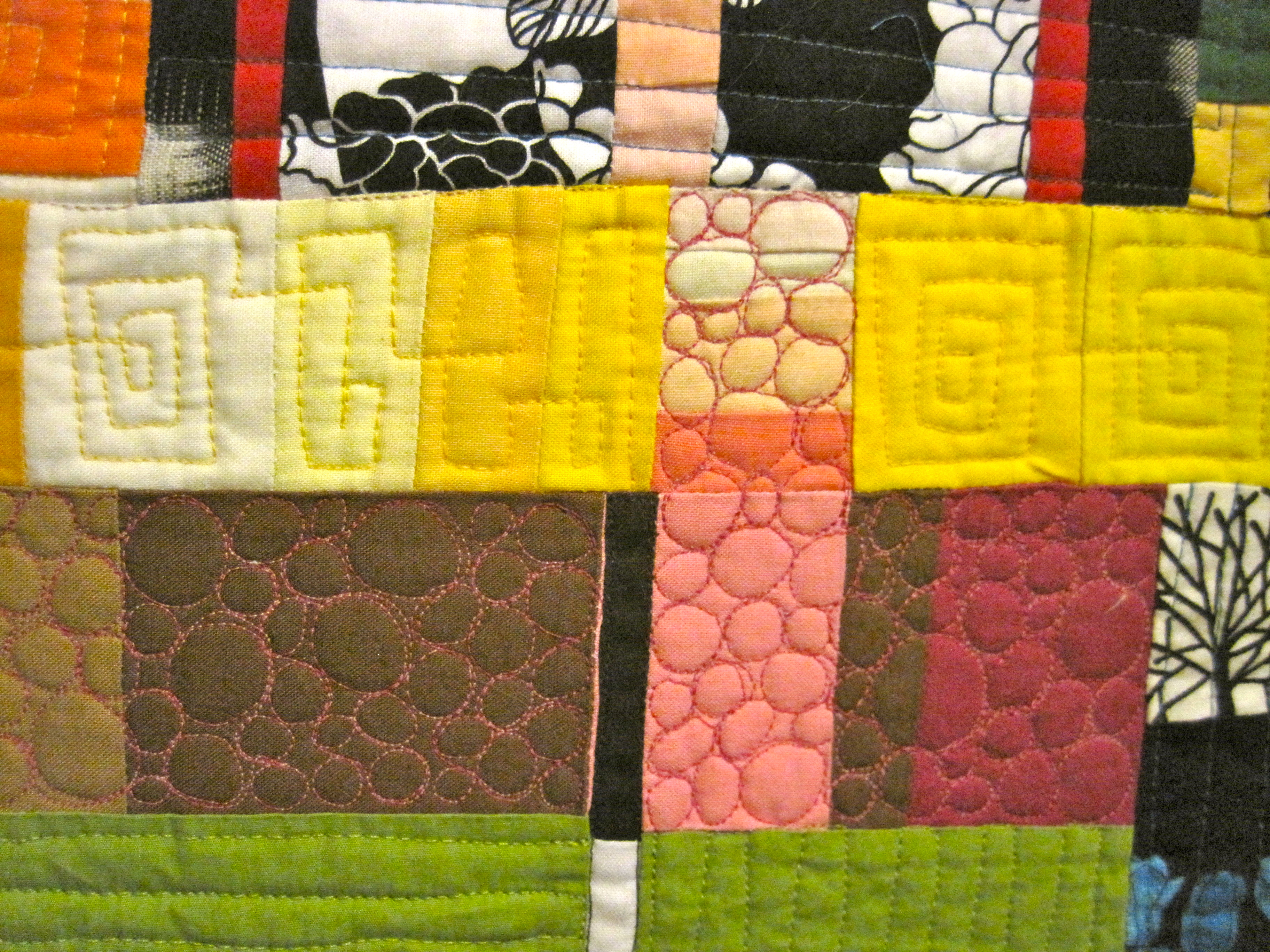 The Nancy Crow Workshop | Debby Quilts